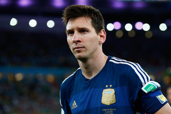 new lionel messi hairstyle 2014 | haircuts | Pinterest | Messi ...